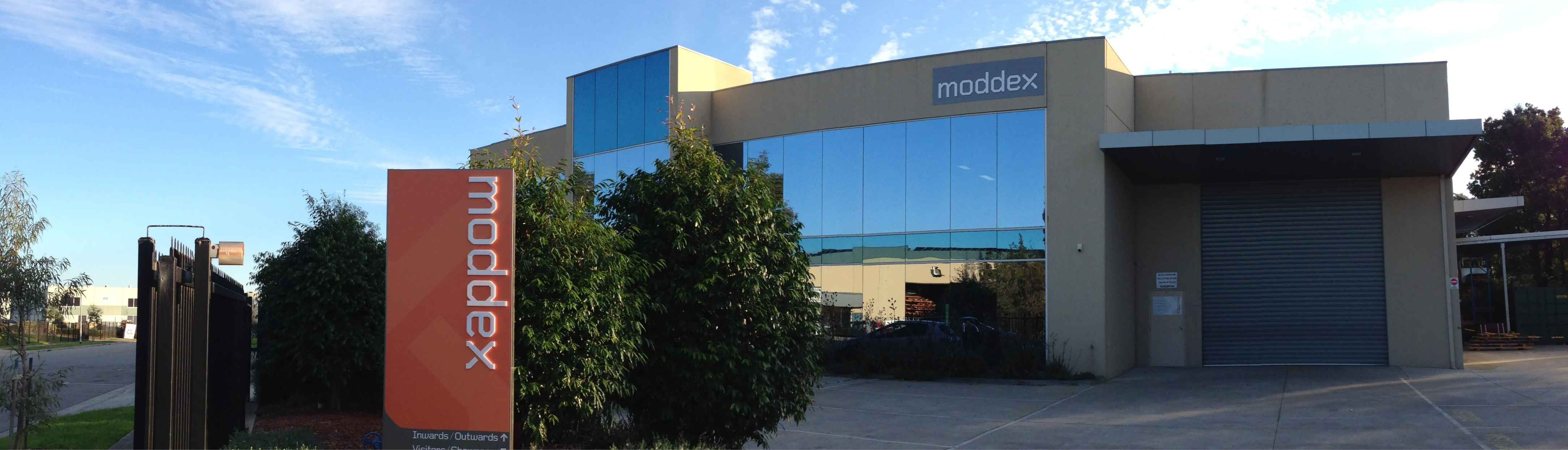 banner moddex head office